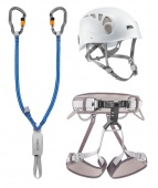 Комплект KIT VIA FERRATA VERTIGO Petzl