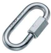 Карабин Oval 10 mm Zinc Plated Steel Quick Links CAMP